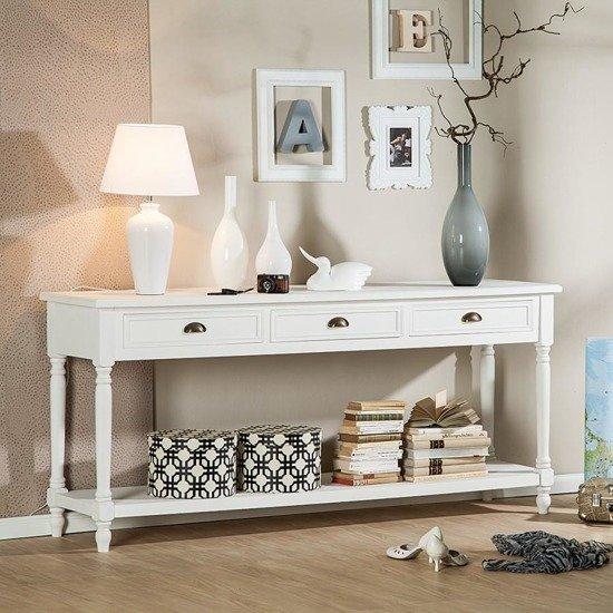 konsola toscana xl vintage wybierz styl prowansja wybierz styl shabby chic wybierz styl. Black Bedroom Furniture Sets. Home Design Ideas