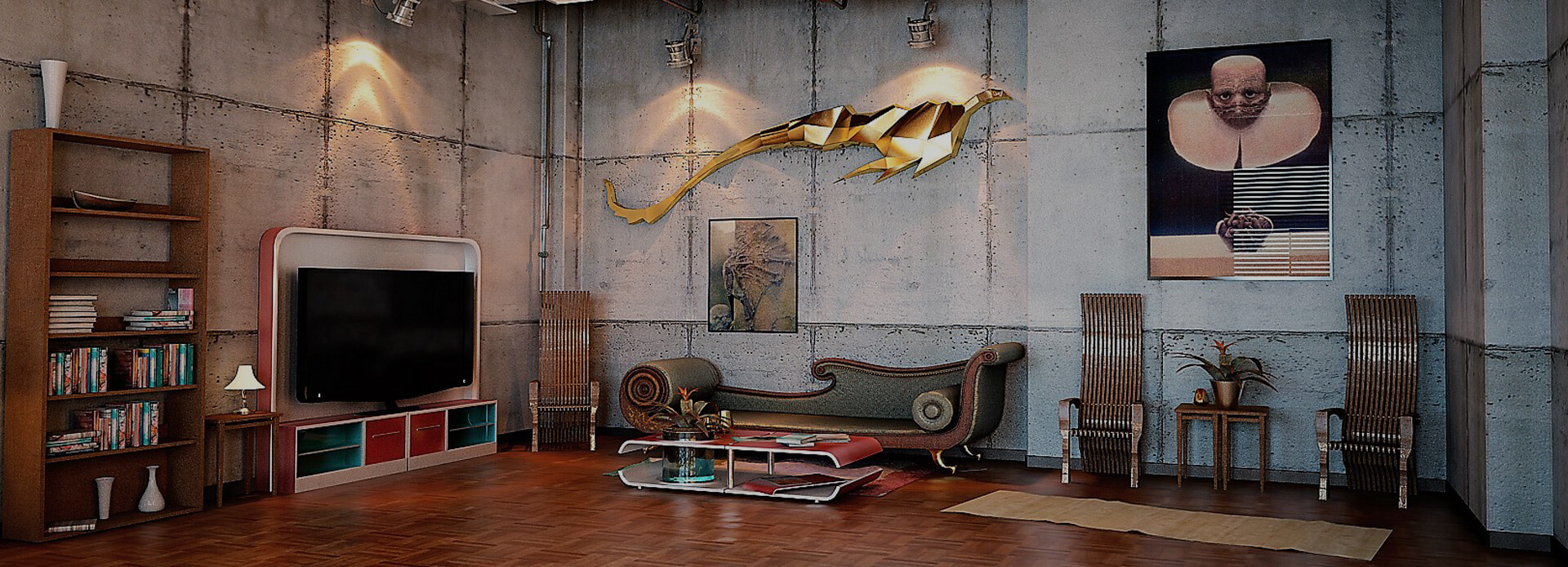 Collection Industrial Loft